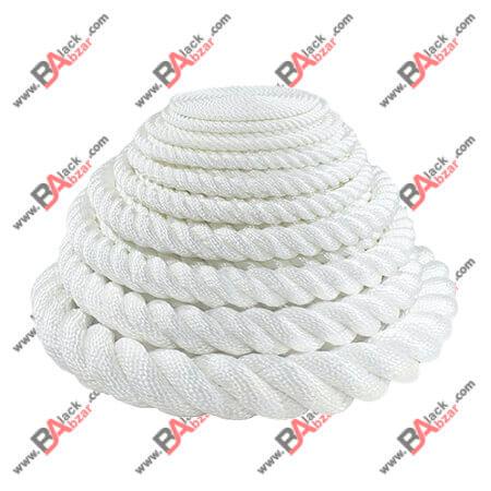 مشخصات طناب پلی پروپیلن