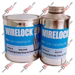 چسب سیم بکسل (وایر لاک-wire luck)